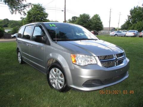 2014 Dodge Grand Caravan for sale at Euro Asian Cars in Knoxville TN