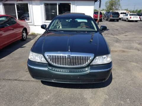2004 Lincoln Town Car for sale at All State Auto Sales, INC in Kentwood MI