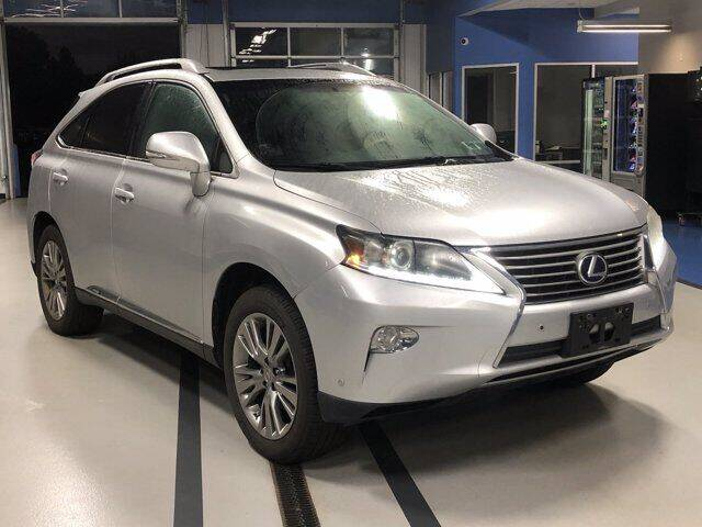 2014 Lexus RX 450h for sale at Simply Better Auto in Troy NY