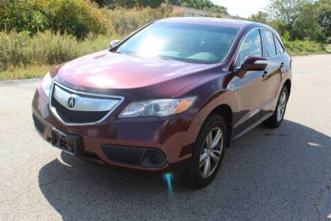 2015 Acura RDX for sale at Imotobank in Walpole MA