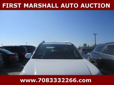 2008 Pontiac Torrent for sale at First Marshall Auto Auction in Harvey IL