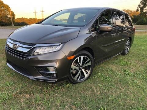 2019 Honda Odyssey for sale at Automotive Experts Sales in Statham GA