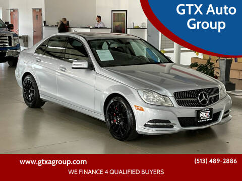 2012 Mercedes-Benz C-Class for sale at UNCARRO in West Chester OH
