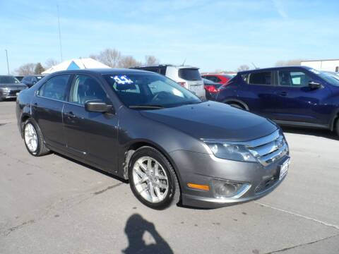 2011 Ford Fusion for sale at America Auto Inc in South Sioux City NE