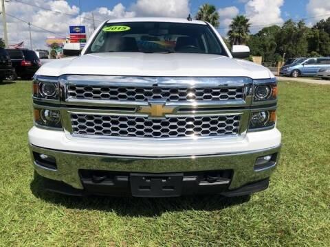 2015 Chevrolet Silverado 1500 for sale at Unique Motor Sport Sales in Kissimmee FL