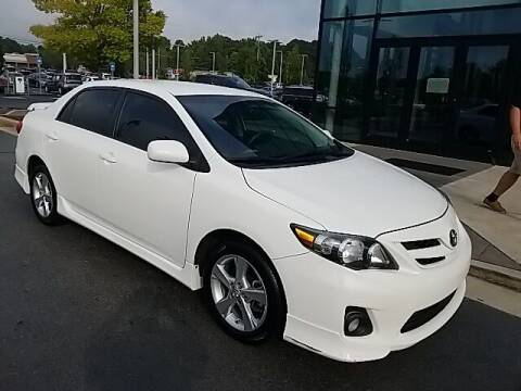 2013 Toyota Corolla for sale at Southern Auto Solutions - Lou Sobh Kia in Marietta GA