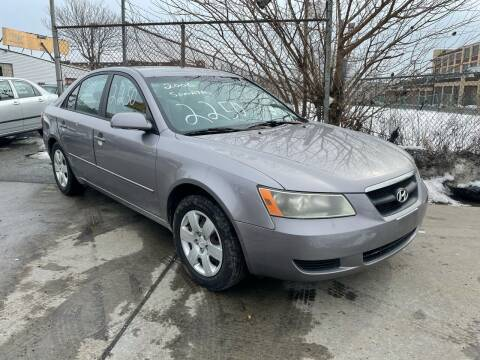 2006 Hyundai Sonata for sale at Dennis Public Garage in Newark NJ