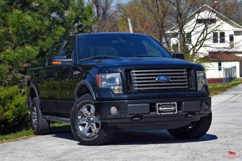 2011 Ford F-150 for sale at Rosedale Auto Sales Incorporated in Kansas City KS