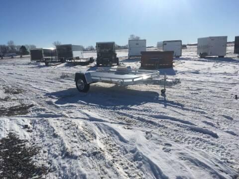 2022 Aluma 7712 H Tilt #1169 for sale at Prairie Wind Trailers, LLC in Harrisburg SD