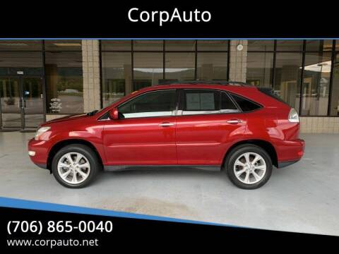 2009 Lexus RX 350 for sale at CorpAuto in Cleveland GA