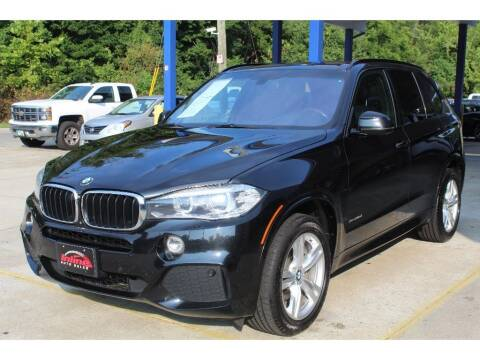 2015 BMW X5 for sale at Inline Auto Sales in Fuquay Varina NC
