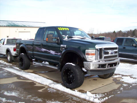 2010 Ford F-250 Super Duty for sale at Summit Auto Inc in Waterford PA