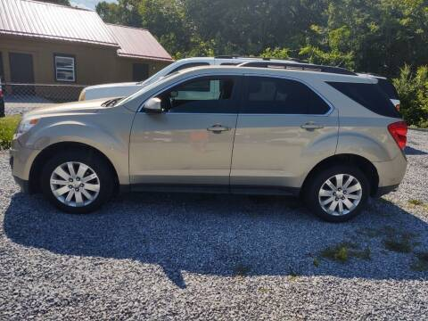 2011 Chevrolet Equinox for sale at Magic Ride Auto Sales in Elizabethton TN