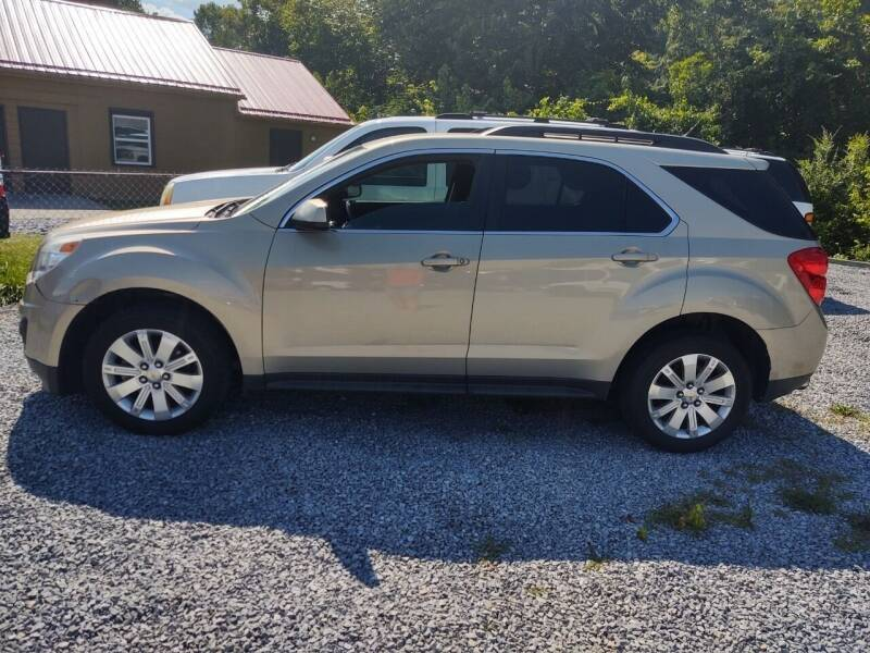2011 Chevrolet Equinox for sale at Magic Ride Auto Sales in Elizabethton TN