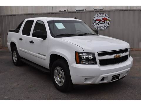 2009 Chevrolet Avalanche for sale at Chaparral Motors in Lubbock TX