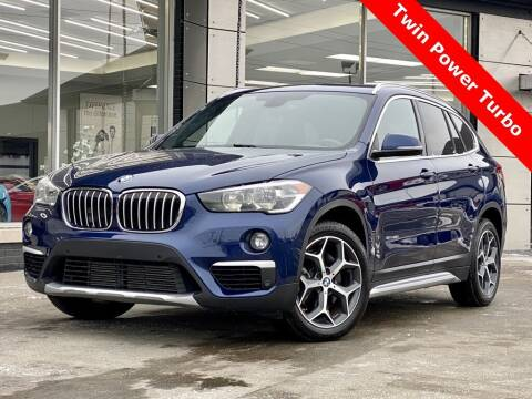 2017 BMW X1 for sale at Carmel Motors in Indianapolis IN