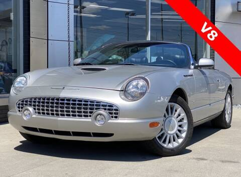 2004 Ford Thunderbird for sale at Carmel Motors in Indianapolis IN