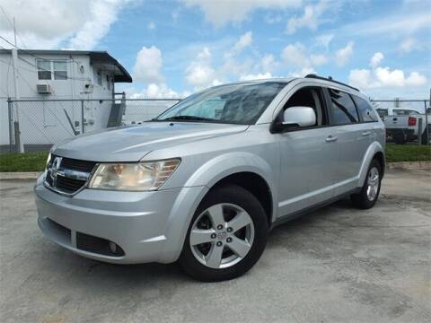2010 Dodge Journey for sale at Automotive Credit Union Services in West Palm Beach FL