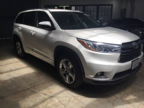 2015 Toyota Highlander for sale at Milpas Motors Auto Gallery in Ventura CA