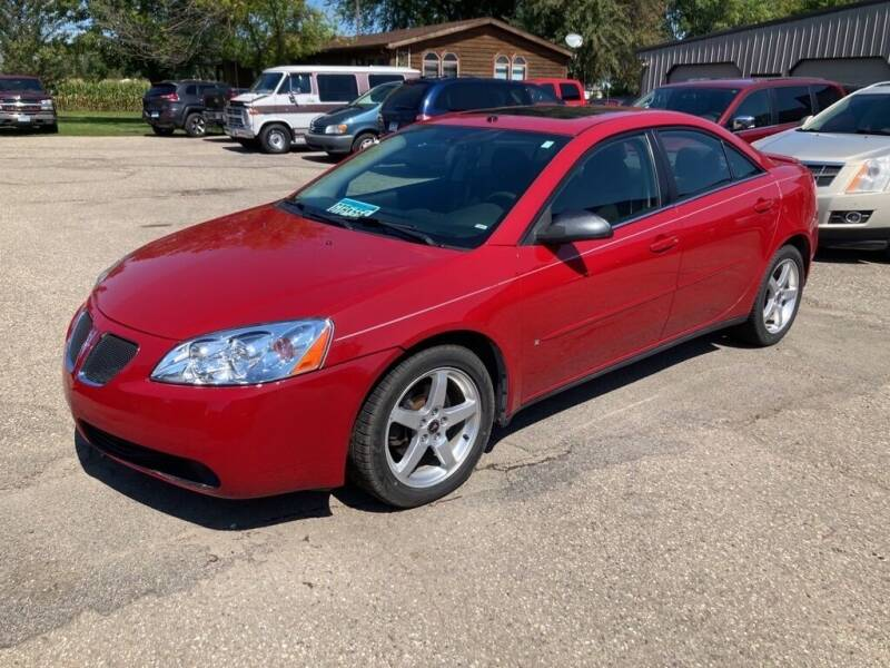 2007 Pontiac G6 for sale at COUNTRYSIDE AUTO INC in Austin MN