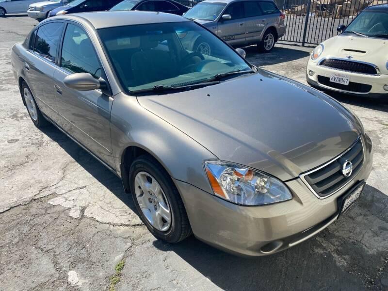 2002 Nissan Altima for sale at 101 Auto Sales in Sacramento CA
