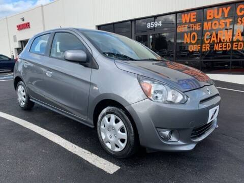 2015 Mitsubishi Mirage for sale at Hi-Lo Auto Sales in Frederick MD