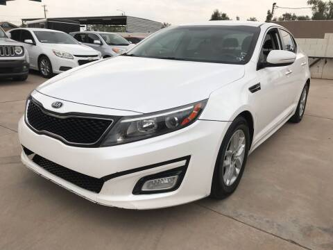 2014 Kia Optima for sale at Town and Country Motors in Mesa AZ