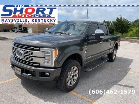 2018 Ford F-250 Super Duty for sale at Tim Short Chrysler in Morehead KY