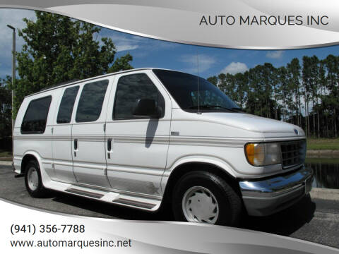 1992 Ford E-Series Cargo for sale at Auto Marques Inc in Sarasota FL