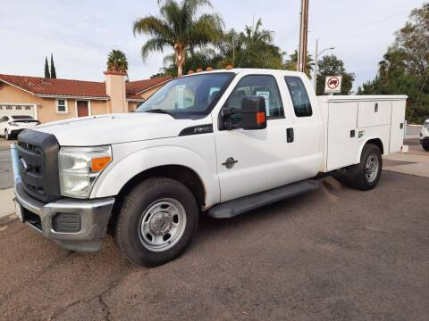 2014 Ford F-350 Super Duty for sale at S & S Auto Sales in La  Habra CA