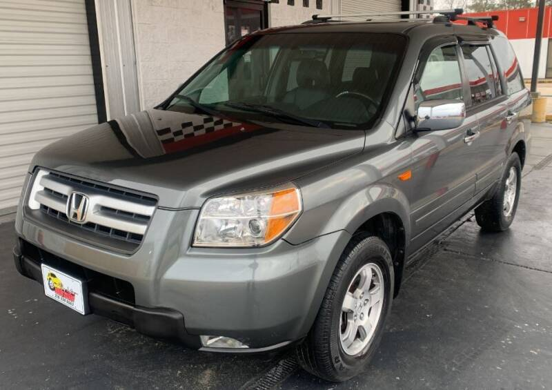 2008 Honda Pilot for sale at Tiny Mite Auto Sales in Ocean Springs MS