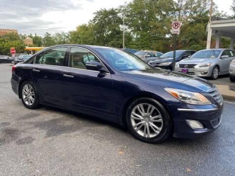 2012 Hyundai Genesis for sale at H & R Auto in Arlington VA