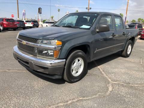 2006 Chevrolet Colorado for sale at Ideal Cars Apache Trail in Apache Junction AZ