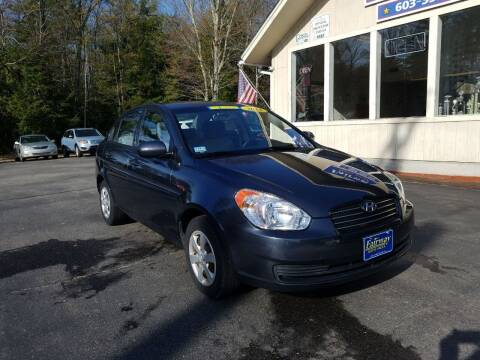 2011 Hyundai Accent for sale at Fairway Auto Sales in Rochester NH