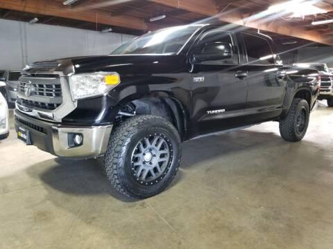 2014 Toyota Tundra for sale at 916 Auto Mart in Sacramento CA