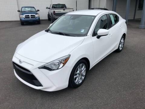2017 Toyota Yaris iA for sale at TacomaAutoLoans.com in Tacoma WA