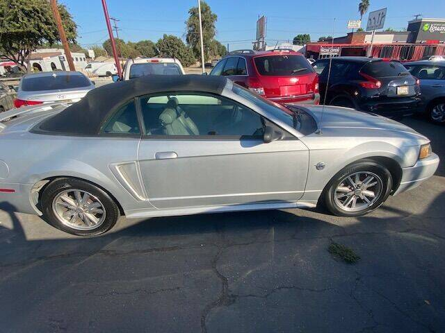 2004 Ford Mustang for sale at Affordable Auto Inc. in Pico Rivera CA