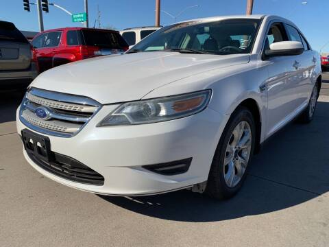 2012 Ford Taurus for sale at Town and Country Motors in Mesa AZ