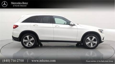2019 Mercedes-Benz GLC for sale at Mercedes-Benz of North Olmsted in North Olmsted OH