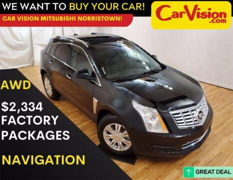 2016 Cadillac SRX for sale at Car Vision Mitsubishi Norristown in Trooper PA
