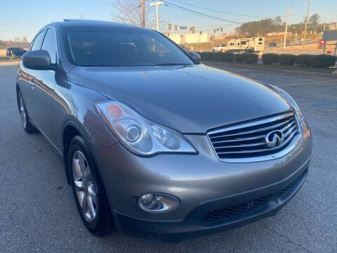 2008 Infiniti EX35 for sale at Gwinnett Luxury Motors in Buford GA