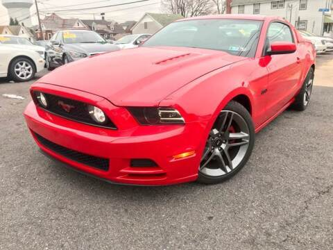 2014 Ford Mustang for sale at Majestic Auto Trade in Easton PA