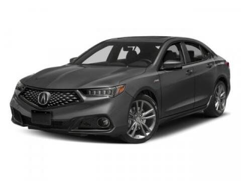 2018 Acura TLX for sale at SPRINGFIELD ACURA in Springfield NJ