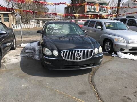 2008 Buick LaCrosse for sale at Chambers Auto Sales LLC in Trenton NJ
