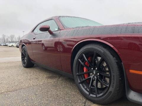 2018 Dodge Challenger for sale at Drivers Choice Auto & Truck in Fife Lake MI