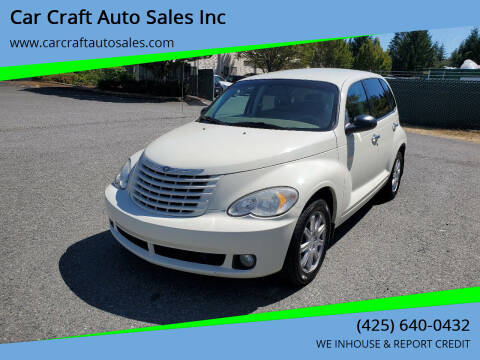2008 Chrysler PT Cruiser for sale at Car Craft Auto Sales Inc in Lynnwood WA