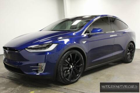 2016 Tesla Model X for sale at Modern Motorcars in Nixa MO