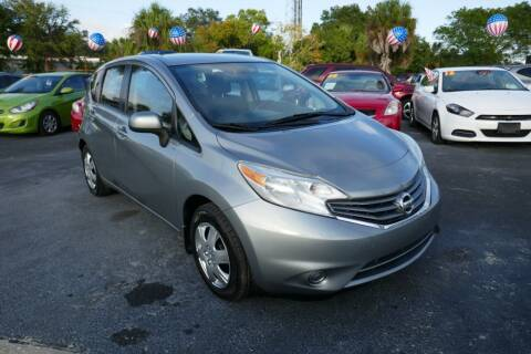 2014 Nissan Versa Note for sale at J Linn Motors in Clearwater FL