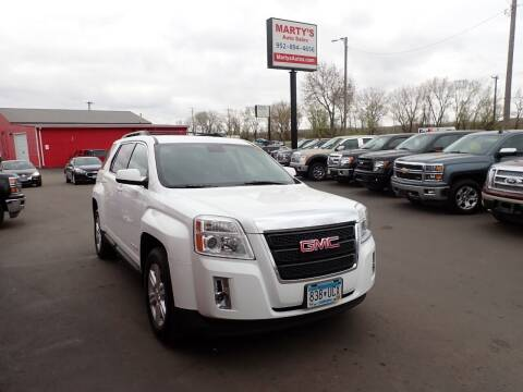 2015 GMC Terrain for sale at Marty's Auto Sales in Savage MN