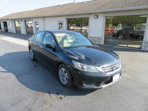 2014 Honda Accord for sale at Tri-County Pre-Owned Superstore in Reynoldsburg OH